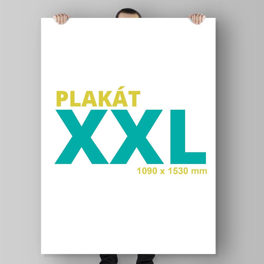 Plakát XXL na výšku