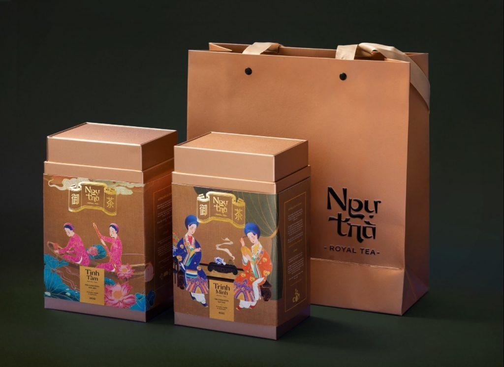 obaly a krabice - Kris Nguyen