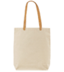 Látková taška s korkovými uchy