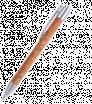 Korkové kuličkové pero