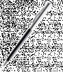 Kovové kuličkové pero s černým a stříbrným tělem