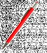 Kovové kuličkové pero soft touch se stříbrnými akcenty se stylusem