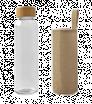 Skleněná láhev s jutovým obalem 500 ml