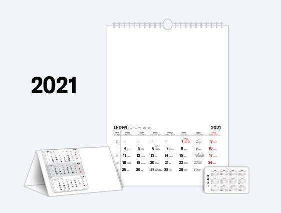 Kalendária 2021 ke stažení