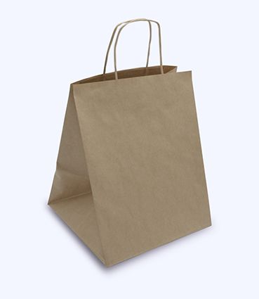 Papírová taška na menubox