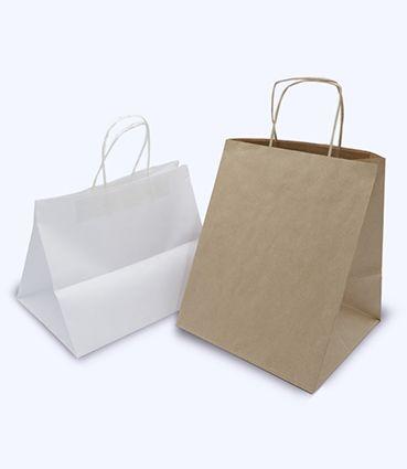 Papírová taška na menubox - tisk online