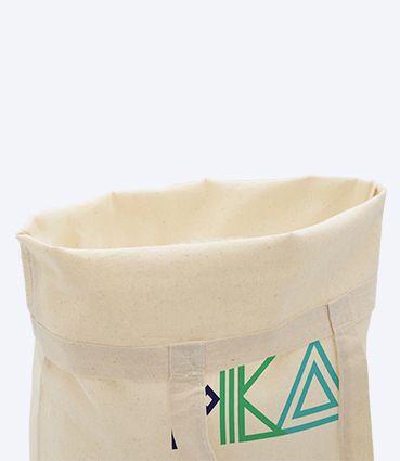 Látková taška - přírodní