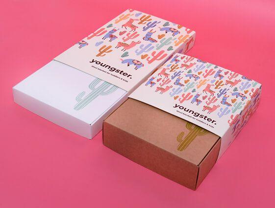Kartonové rukávy online tisk 1