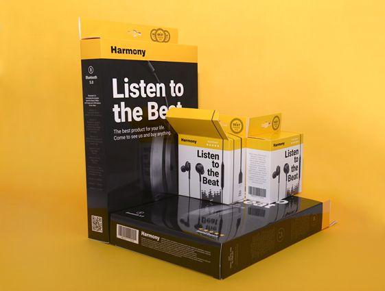 Krabice na produkty - k zavěšení online tisk 1