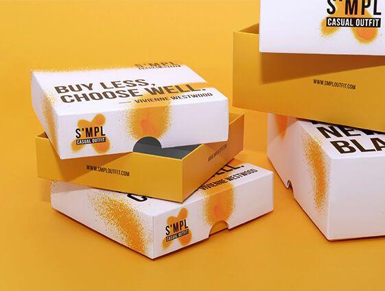 Krabice s víkem online tisk 1
