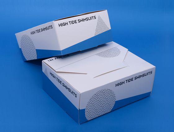 Krabice se samozavíracím víkem online tisk 1
