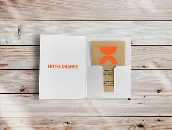 Obal na hotelovou kartu online tisk 1