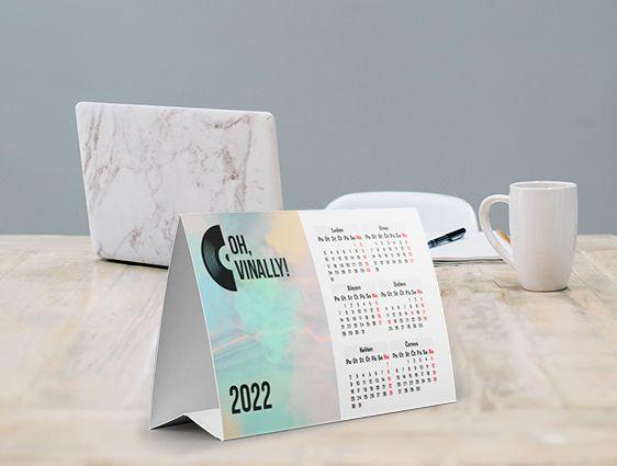 Stolní kalendář online tisk 1