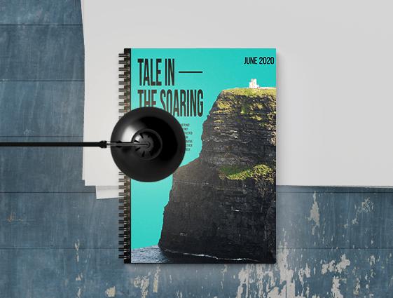 Katalog se spirálou online tisk 2