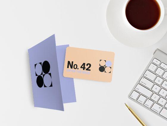 Obal na hotelovou kartu online tisk 2