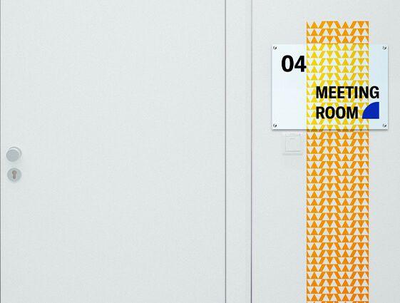 Dveřní tabulky z plexiskla s potiskem online tisk 2
