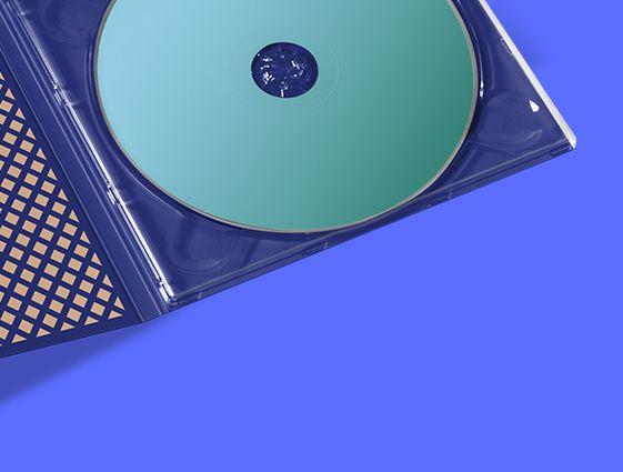 Obal na DVD online tisk 2