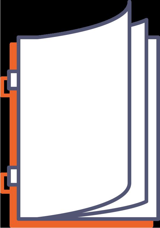 Sešívaný katalog online tisk
