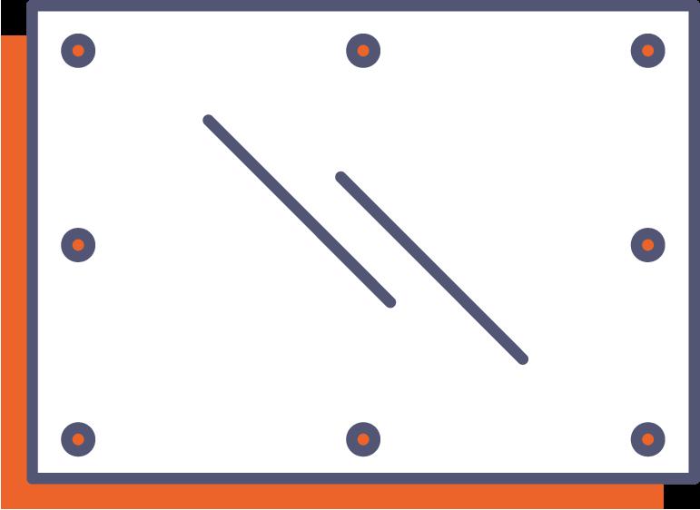 Jednostranný reflexní banner online tisk