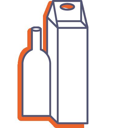 Krabice na víno online tisk