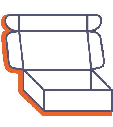 Poštovní krabice online tisk