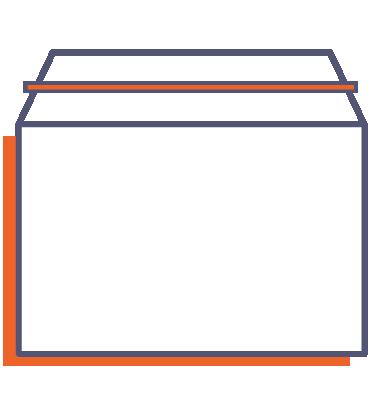 Zásilkové obálky online tisk