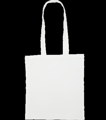 Látková taška - bílá online tisk
