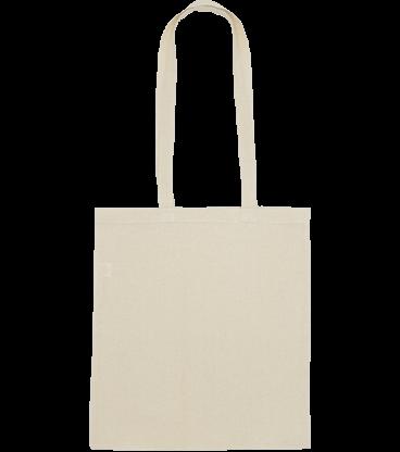 Látková taška - přírodní online tisk