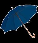 Automatický deštník s dřevěnou rukojetí online tisk